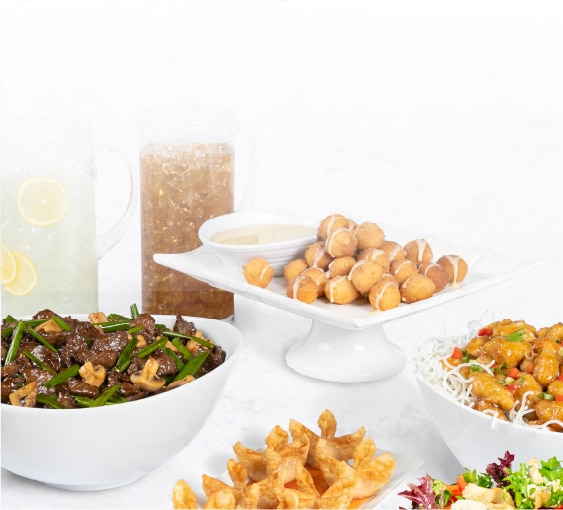homepage catering